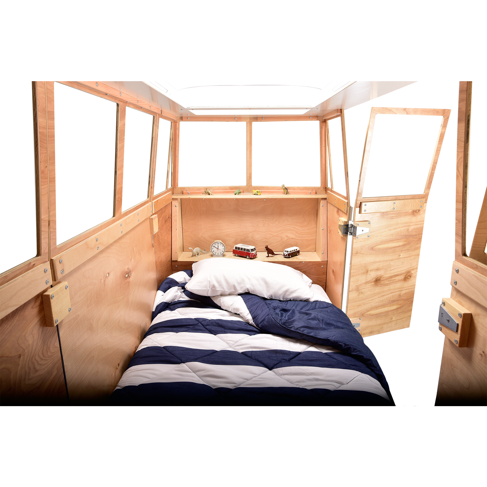 The Leon Bus Bed By Slumberland Adventures